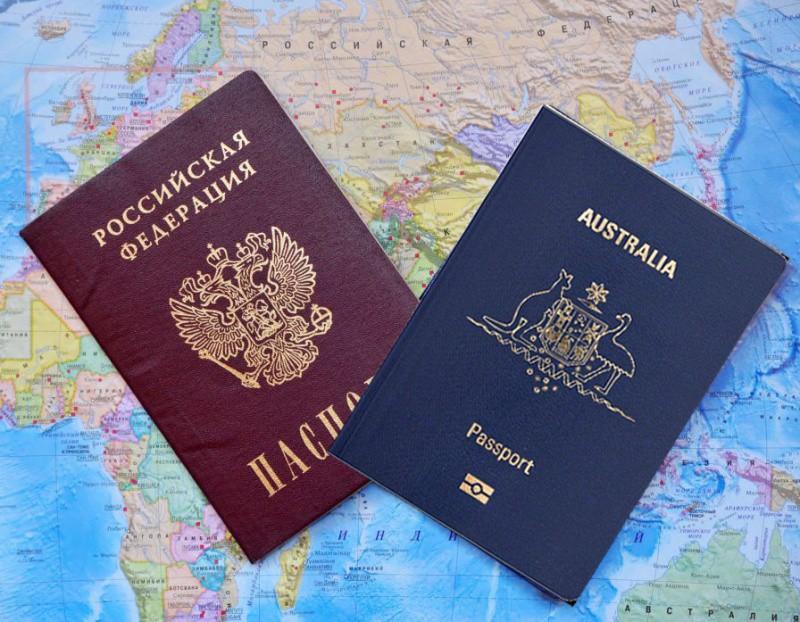 документ Австралии