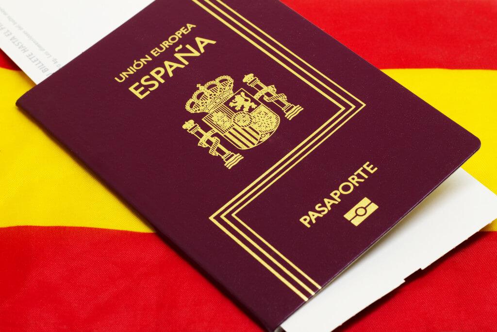гражданство испании