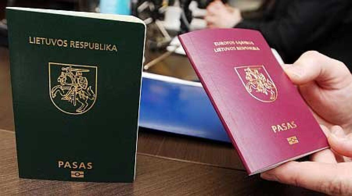 гражданство литвы по натурализации