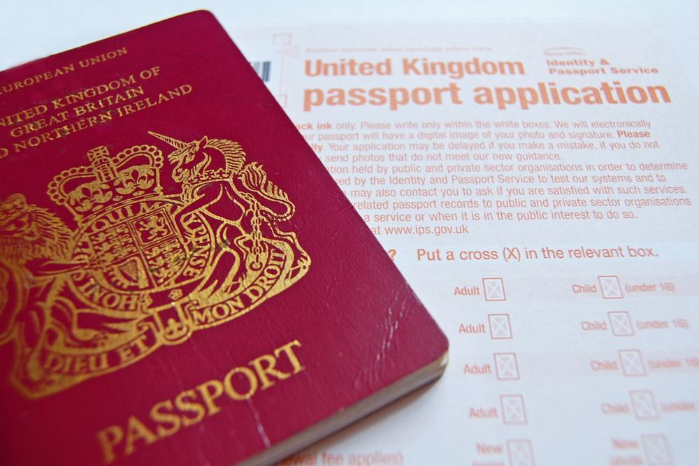 получение паспорта