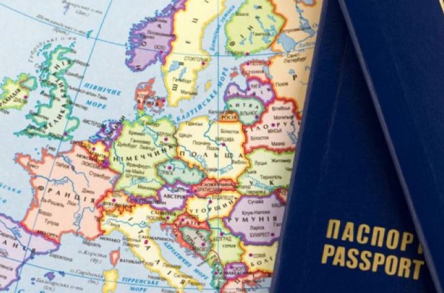 путешествие в европу без визы